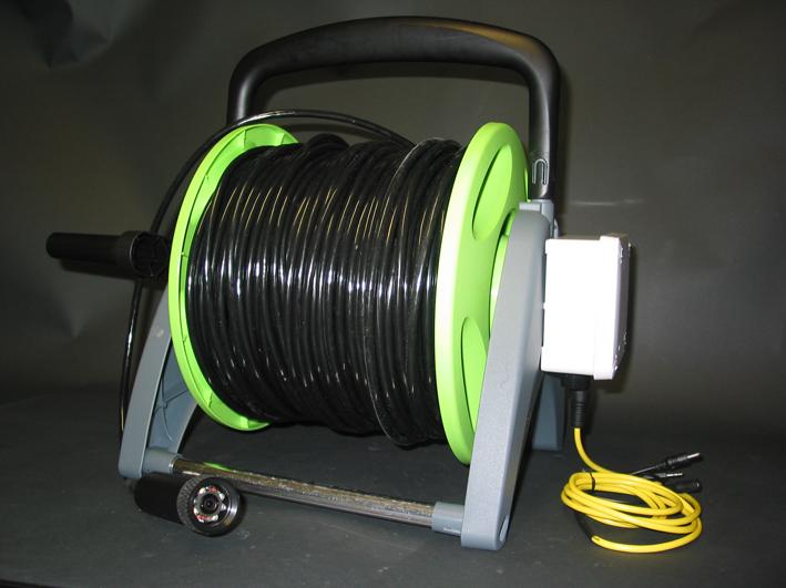 Enrollador de Cable ABYSSE