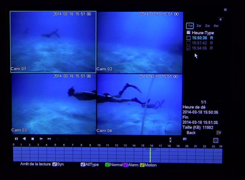 Realización ABYSSE – Sistema Vigilancia Isla Reunión (Océano Indio)